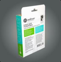 Набор для полировки пластиковых поверхностей Polirun-2